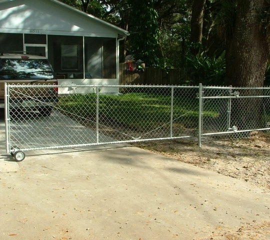 Chain Link Gates Tampa