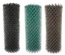 Color Coated Chain Link Fences Tampa Florida