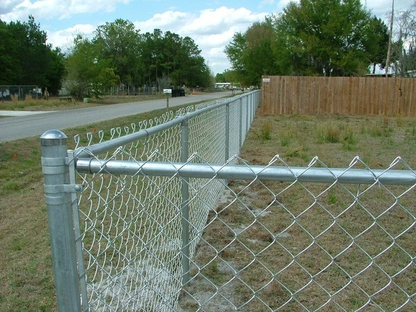 Residential Chain Link Fences Tampa Florida
